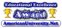Educational Award Image
