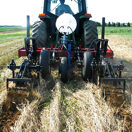 strip tillage
